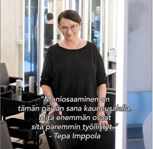 Tepaimppola